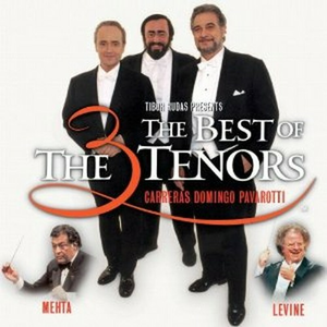 CD The Best of the 3 Tenors