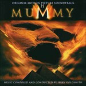 CD The Mummy (Colonna Sonora) di Jerry Goldsmith