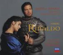 Rinaldo - CD Audio di Cecilia Bartoli,David Daniels,Luba Orgonasova,Christopher Hogwood,Academy of Ancient Music,Georg Friedrich Händel