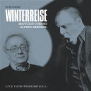 CD Winterreise-Lieder di Franz Schubert