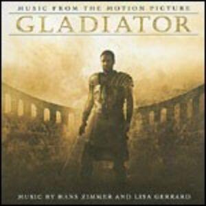 CD Il Gladiatore (Gladiator) (Colonna Sonora) di Lisa Gerrard