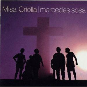 CD Misa Criolla di Mercedes Sosa
