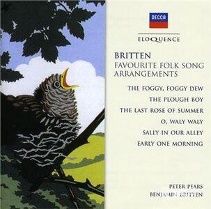 CD Favourite Folk Songs