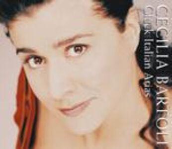 CD Italian Arias di Christoph Willibald Gluck