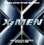 Cover CD Colonna sonora X-Men