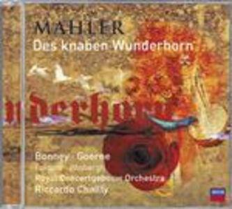 CD Des Knaben Wunderhorn di Gustav Mahler