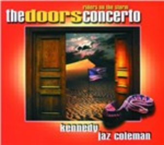 CD Riders On the Storm. The Doors Concerto
