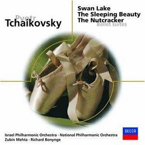 CD Il lago dei cigni - La bella addormentata - Lo schiaccianoci (Suites) di Pyotr Il'yich Tchaikovsky