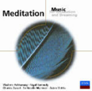 Foto Cover di Meditation Music for Relaxation and Dreaming, CD di  prodotto da Decca