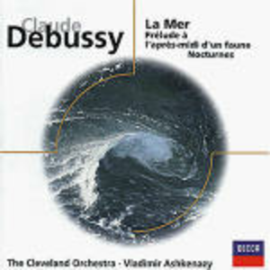 CD La mer - Notturni / Rapsodia spagnola Claude Debussy , Maurice Ravel