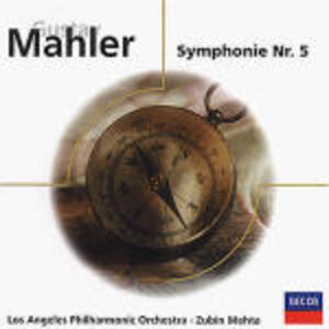 Sinfonia n.5 - CD Audio di Gustav Mahler,Zubin Mehta,Los Angeles Philharmonic Orchestra