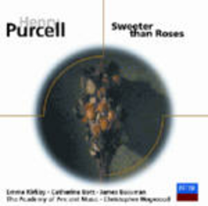 CD Sweeter Than Roses di Henry Purcell