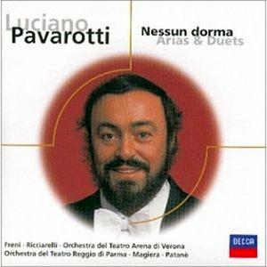 CD Nessun dorma: Arie e duetti