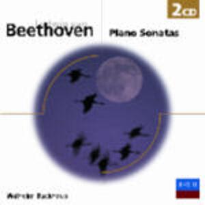 CD Sonate per pianoforte n.8, n.14, n.23, n.26, n.15, n.17, n.21 di Ludwig van Beethoven