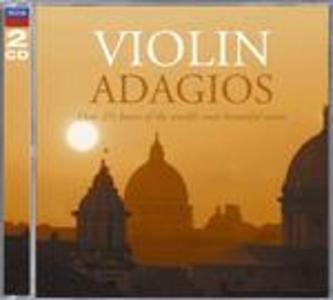 CD Violin Adagios
