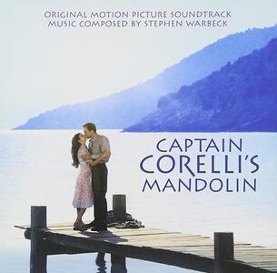 Il Mandolino di Capitan Corelli (Captain Corelli's Mandolin) (Colonna Sonora) - CD Audio