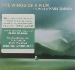 CD The Wings of a Film (Colonna Sonora) di Hans Zimmer