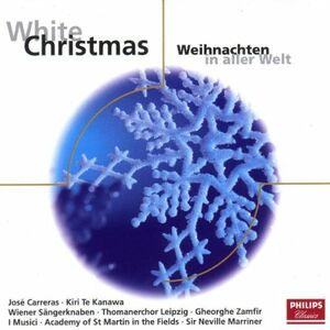 CD White Christmas