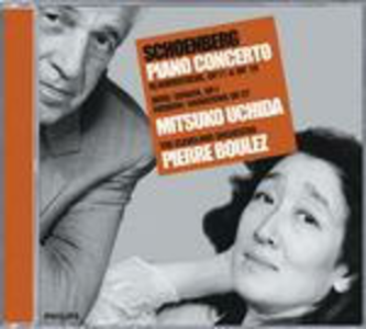 CD Concerto per pianoforte op.42 - Klavierstücke op.11 / Variazione per pianoforte op.27 n.1 / Sonata per pianoforte op.1 Alban Berg , Arnold Schönberg , Anton Webern