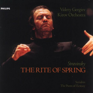 CD La sagra della primavera (Le Sacre du Printemps) di Igor Stravinsky
