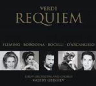 CD Messa da Requiem di Giuseppe Verdi