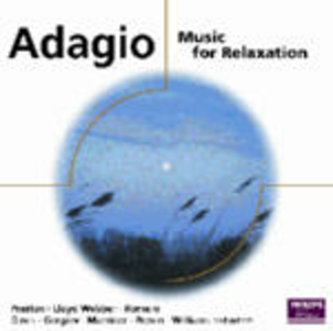 CD Adagio Music for Relaxation
