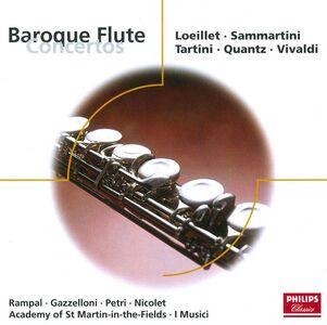 CD Concerti barocchi per flauto