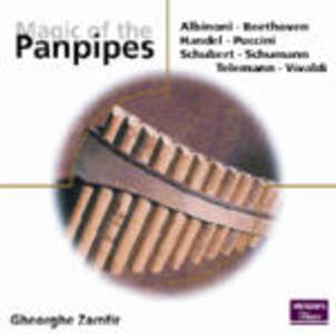 Magic of the Panpipes - CD Audio di Gheorghe Zamfir