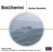 CD Guitar Quintets Luigi Boccherini Pepe Romero Academy of St. Martin in the Fields