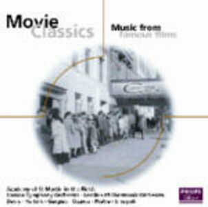 CD Movie Classics. Music from Famous Films