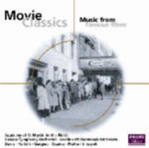 Foto Cover di Movie Classics. Music from Famous Films, CD di  prodotto da Philips