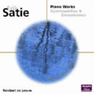 CD Piano Works: Gymnopédies - Gnossiennes di Erik Satie