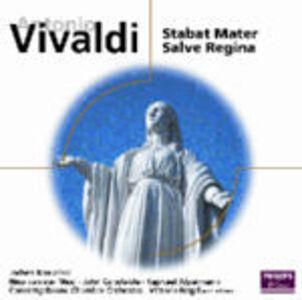 Foto Cover di Stabat Mater - Salve Regina - Nisi Dominus, CD di Antonio Vivaldi,Vittorio Negri, prodotto da Philips