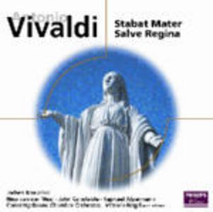 CD Stabat Mater - Salve Regina - Nisi Dominus di Antonio Vivaldi