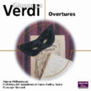 Foto Cover di Ouvertures, CD di AA.VV prodotto da Philips
