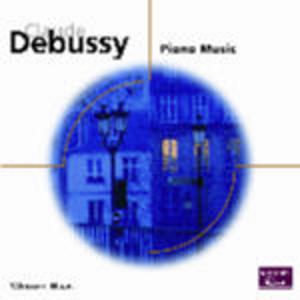 CD Musiche per pianoforte di Claude Debussy