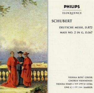 CD Deutsche - Messe di Franz Schubert
