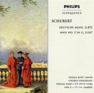 CD Deutsche - Messe di Franz Schubert