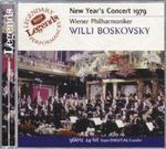 CD Concerto di Capodanno 1979