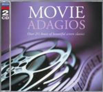 Movie Adagios - CD Audio