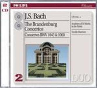 Foto Cover di Concerti brandeburghesi - Concerti BWV1043, BWV1060, CD di AA.VV prodotto da Philips