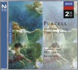 CD The Fairy Queen - Dido and Aeneas di Henry Purcell