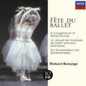 CD Fête du ballet: Musiche per balletto
