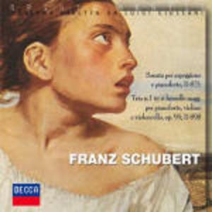 CD Sonata per arpeggione e pianoforte - Trio D898 di Franz Schubert
