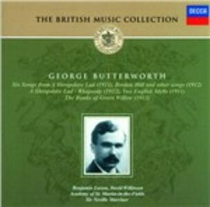 Opere varie - CD Audio di George Butterworth