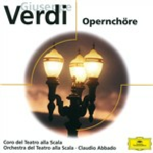 CD Cori d'opera di Giuseppe Verdi