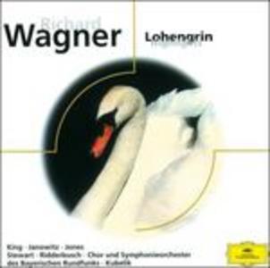 CD Lohengrin di Richard Wagner