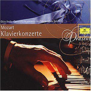 CD Concerti per pianoforte n.20, n.23 di Wolfgang Amadeus Mozart
