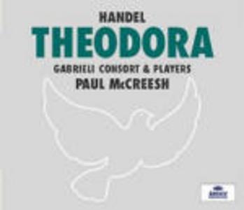 CD Theodora di Georg Friedrich Händel