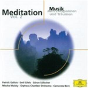 Meditation 2 - CD Audio